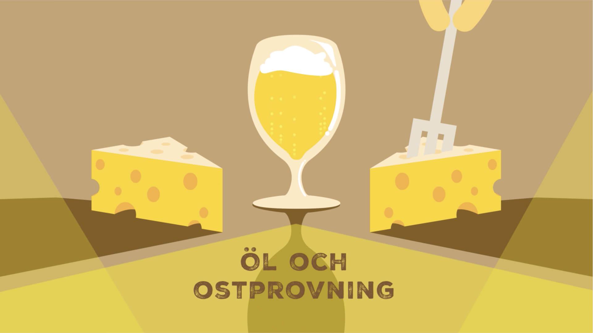 Öl & ostprovning - PM & Vänner