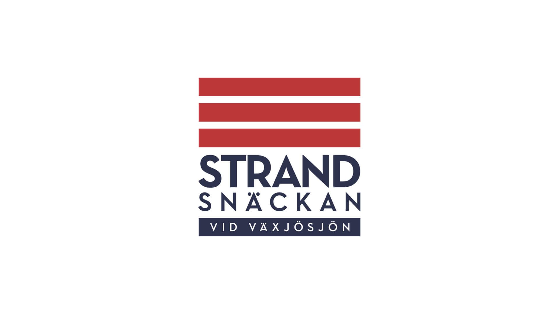 Strandsnäckan Logotyp