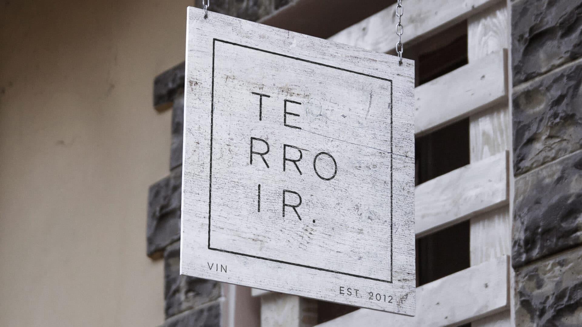 Terroir Logotyp