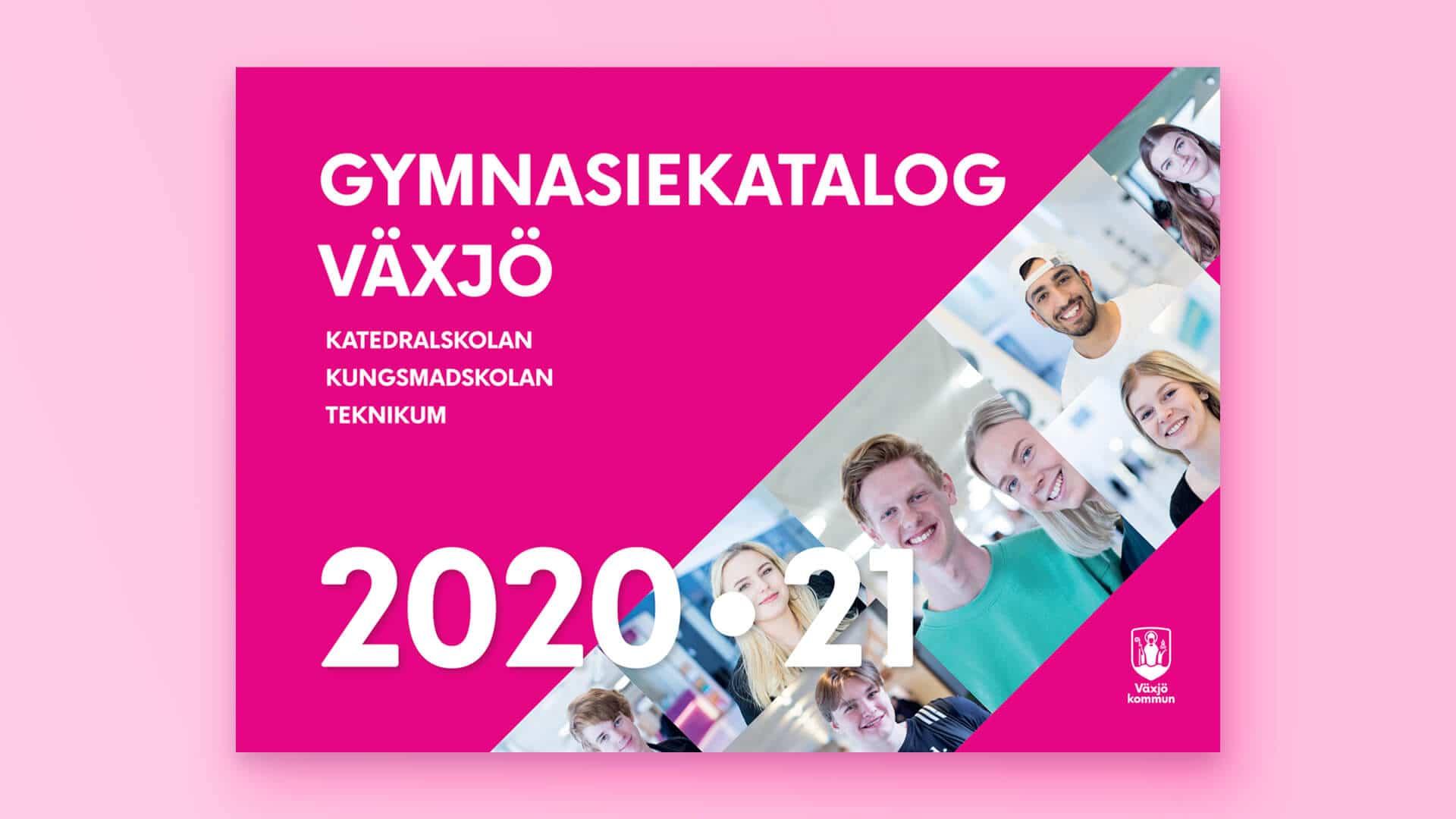 Växjö Kommun gymnasiekatalog