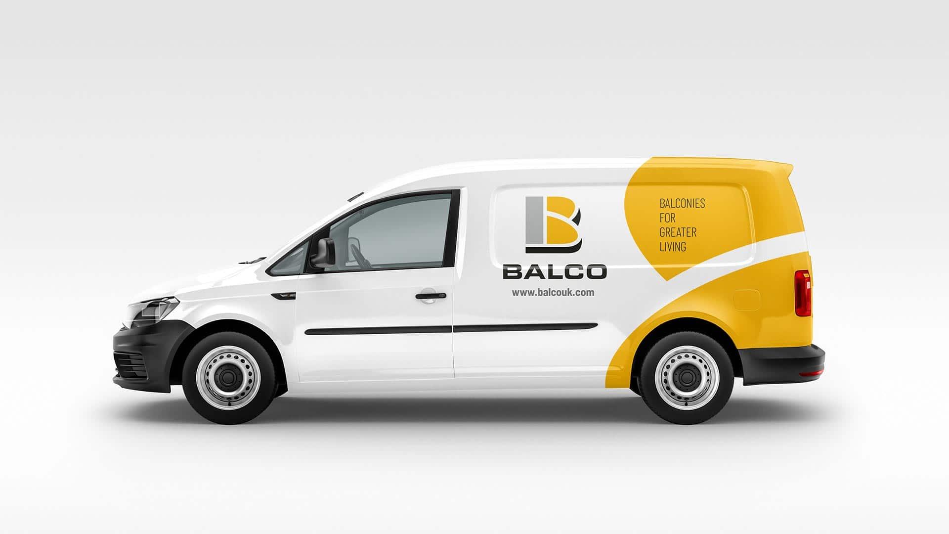 Balco - design bilmaskning